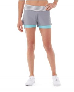 Mimi All-Purpose Short-28-Gray